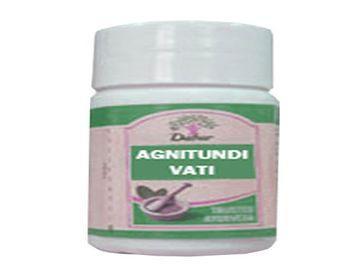 Dabur Agnitundi Vati (Tablets) 80 Tablets