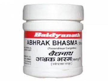Baidyanath Abhrak Bhasma