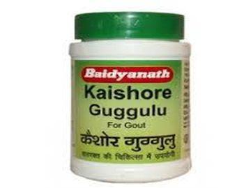 Baidyanath Kaishore Guggulu 40tablets
