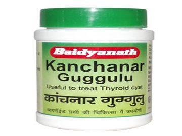 Kanchanar Guggulu 40tablets-Baidyanath