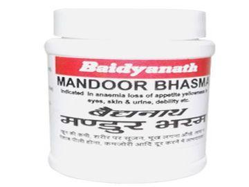 Baidyanath Mandoor Bhasma