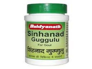 Baidyanath Sinhanad Guggulu 40tablets