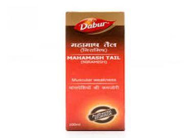 Dabur Maha Mash Tail(Niramish) 50ml