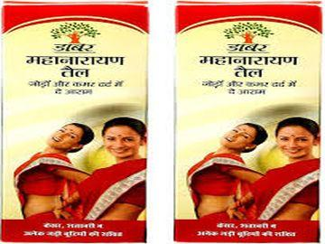 Dabur Mahanarayan Tail - 50Ml