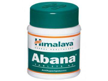 Abana TABLETS The multifaceted cardioprotective Himalaya 60tabs