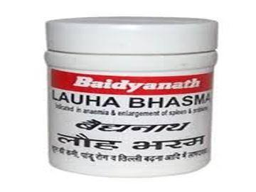 Loha Bhasma(Shatputi) Baidyanath 2.5gm
