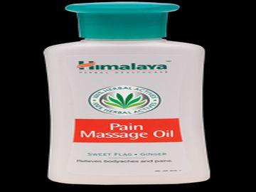 Pain Massage Oil-Himalaya