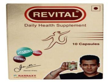 Revital Ranbaxy 30 Capsules