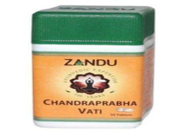 Zandu Chandraprabha Vati 30tablets