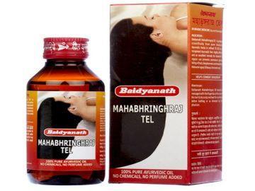 Baidyanath Mahabhringraj Hair Oil