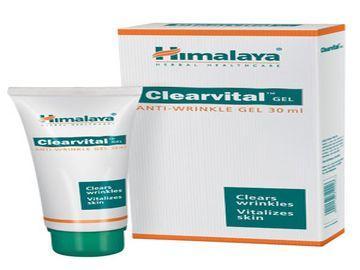 Clearvital GEL Clears Wrinkles, Vitalizes Skin Himalaya 30ml