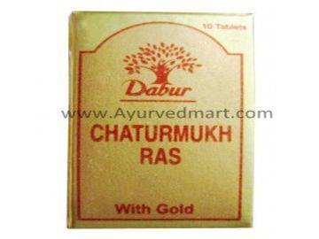 Dabur Chaturmukh Ras Gold