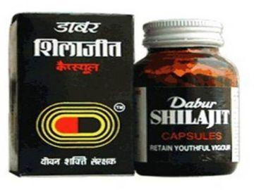 Dabur Shilajit-100 Capsules