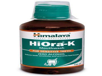 HiOra-K Mouthwash (Himalaya)