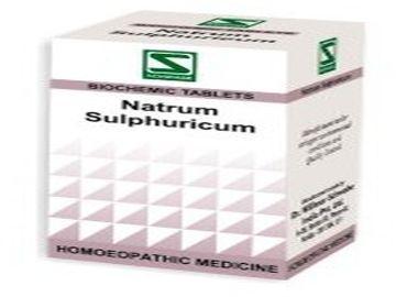 NATRUM SULPHURICUM (Tablets 30x 550 gm)