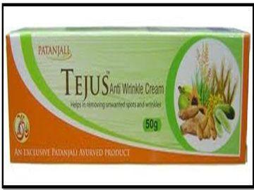 Patanjali Tejus Anti Wrinkle Cream