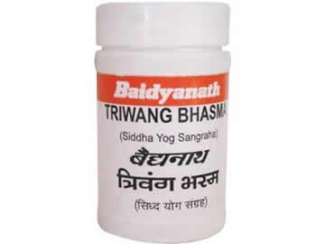 Baidyanath Trivang Bhasma