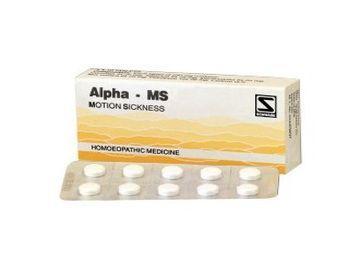 ALPHA-MS