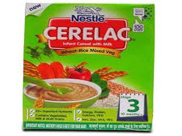 Nestle Cerelac Wheat Mixed